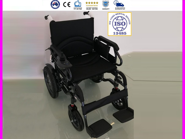 Foldable Electric Powered Wheelchair MP-680